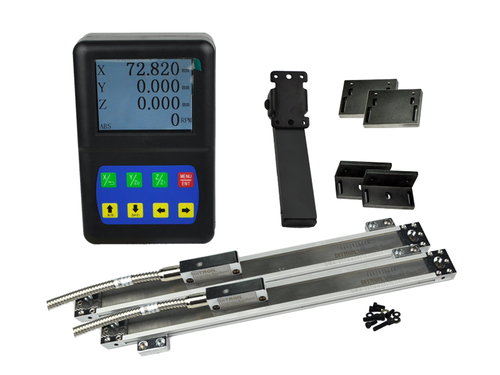 Ditron D50 Lathe DRO Kit w/ Magnetic Scales