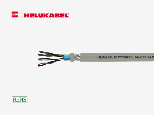 HELUKABEL TRAYCONTROL 300-C TP Shielded Signal Cable
