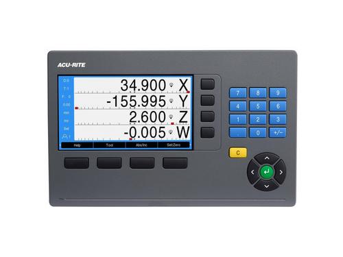Acu-Rite DRO404 4-Axis Mill DRO Kit