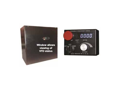Servo Variable Frequency Drive Retrofit Kit (VFD) for Bridgeport Type Milling Machines
