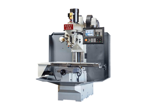 KENT TW-32QI CNC Bed Mill with Siemens 828D Control