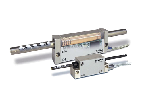 "14"" Travel, DMG-EM Linear Encoder Assembly"
