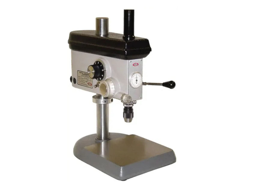 Servo Products - Standard Drill Press, Albrecht Chuck Spindle, Variable Speed, Inch/Metric Versions