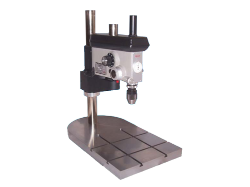 Servo Products - Heavy Duty Drill Press, Albrecht Chuck Spindle, Variable Speed, Inch/Metric Versions