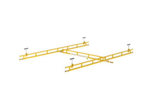 Rigid Lifelines - Traveling Bridge Anchor Track™ System