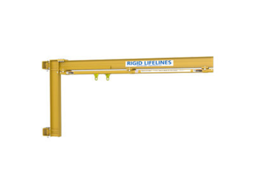 Column-Mounted Swing Arm Anchor Track™ System
