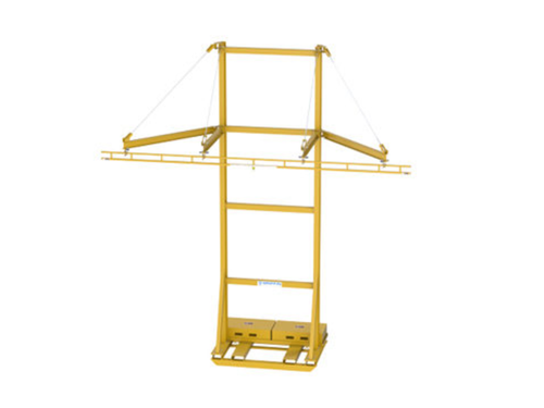Rigid Lifelines - Griffin - Skidded Anchor Track™ System