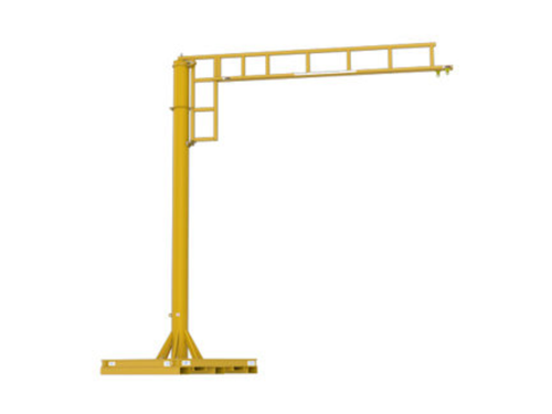 Portable Base Swing Arm Anchor Track™ System