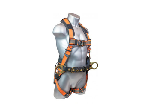 Rigid Lifelines - Full-Body Harnesses
