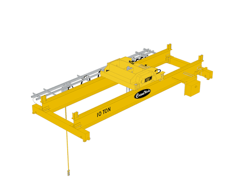 Top Running Double Girder Overhead Bridge Crane, CraneWerks