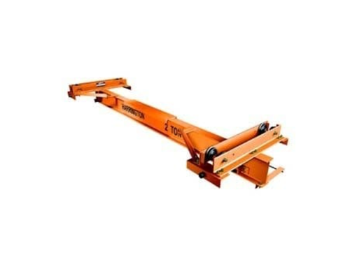 Underhung Single Girder Manual Overhead Bridge Crane, CraneWerks