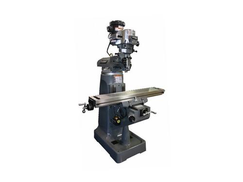"Bridgeport Series I Standard Variable Speed Knee Milling Machine, 9"" x 49"" Table, R8, 2HP"