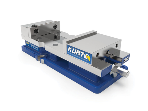 "Kurt DX6, 6"" Machine Vise 9"" Opening"