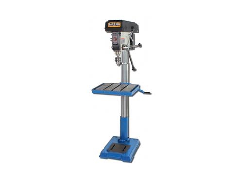 """Baileigh DP-2012F 20"""" Floor Drill Press, 16.5"""" x 18.5"""" Table. 110V (20A)"""