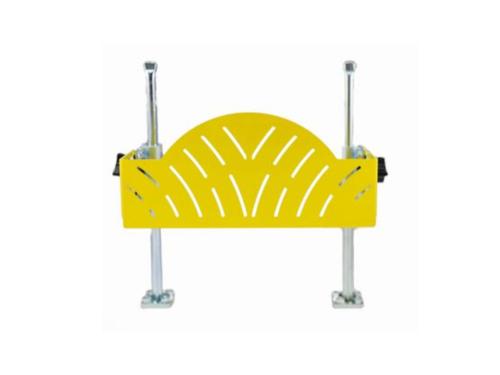 """Stronghold Safety 210265 Upper Disc Sander Shield for 8"""" Disc"""