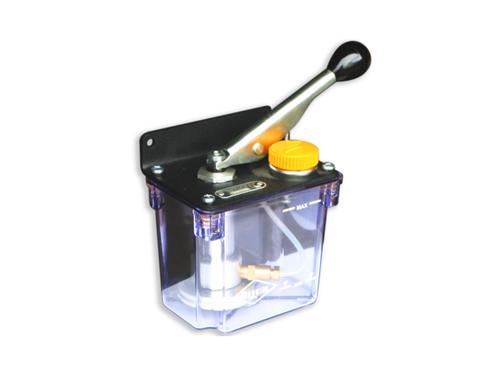 Bijur L5P Manual Hand Lubrication Pump (Replaces Bridgeport OEM Pump)