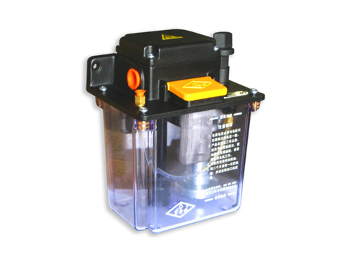 Bijur TMD-5, 13.3 minute interval, Automatic (Electrical) Lubrication Pump