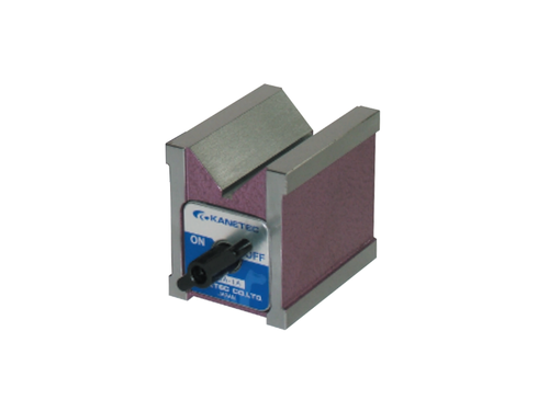 Kanetec KVA-1A Magnetic V-Holder, 300N (30 kgf) or over Holding Power