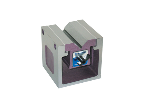 Kanetec KYB-10A Magnetic Square Type Block, 343N Holding Power
