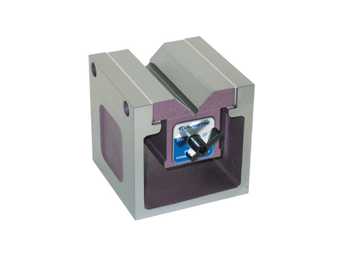 Kanetec KYB-15A Magnetic Square Type Block, 589N Holding Power
