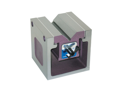 Kanetec KYB-18A Magnetic Square Type Block, 600N Holding Power
