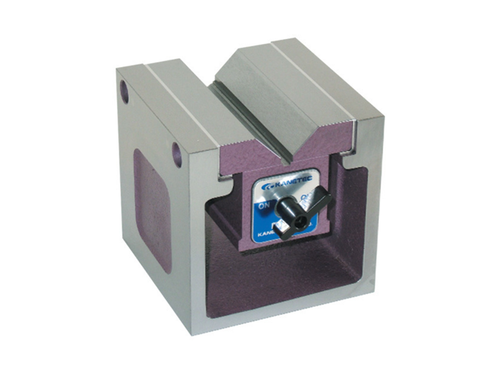 Kanetec KYB-20A Magnetic Square Type Block, 785N Holding Power