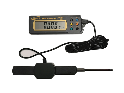 "iGaging 35-999-25 Absolute Origin Indicator w/ Remote Readout, 0-1""/0-25mm Range, 0.0005"" Reading/Accuracy"