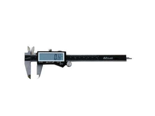 "iGaging 100-333-8B EZ Cal 0-6"" Black Electronic Caliper"