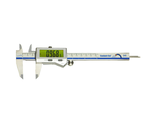 "iGaging 100-800-B12 Electronic Digital Bluetooth Caliper, IP67 Coolant Cal, 0-6""/0.0005"""