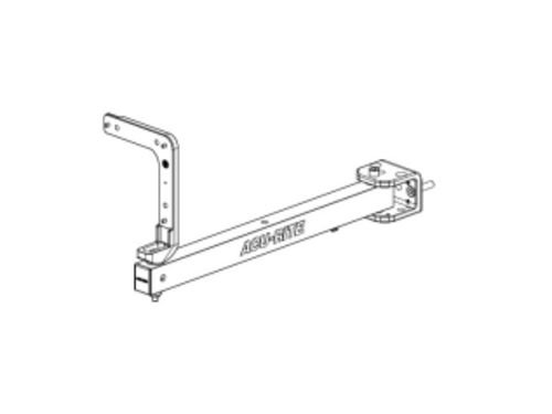 Acu-Rite - Short Arm Tilt Swivel Display Mounting Arm (Replaces #1223631-01)