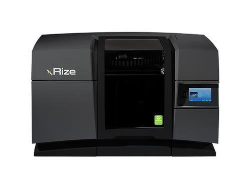 """Rize - xRize Full Color & Carbon Composite Industrial 3D Printer, 12"""" x 8"""" x 8"""" Build Volume, #B101393"""