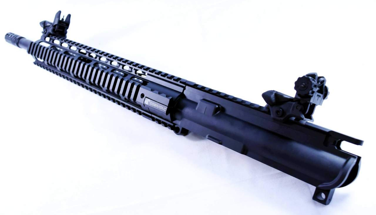 """16"""" 1:8 WYLDE NITRIDE UPPER BUILD 