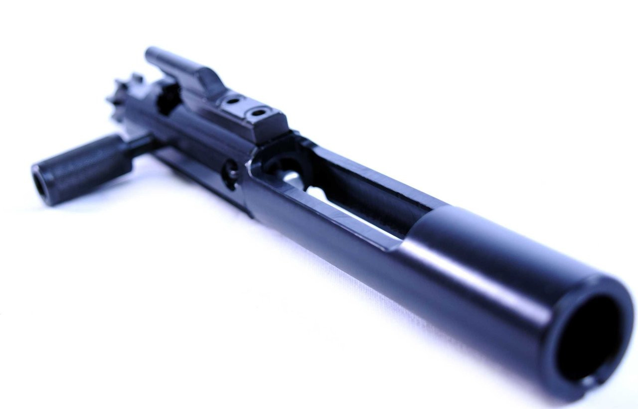 BLACK LABEL | SIDE CHARGING NITRIDE BOLT CARRIER GROUP BCG