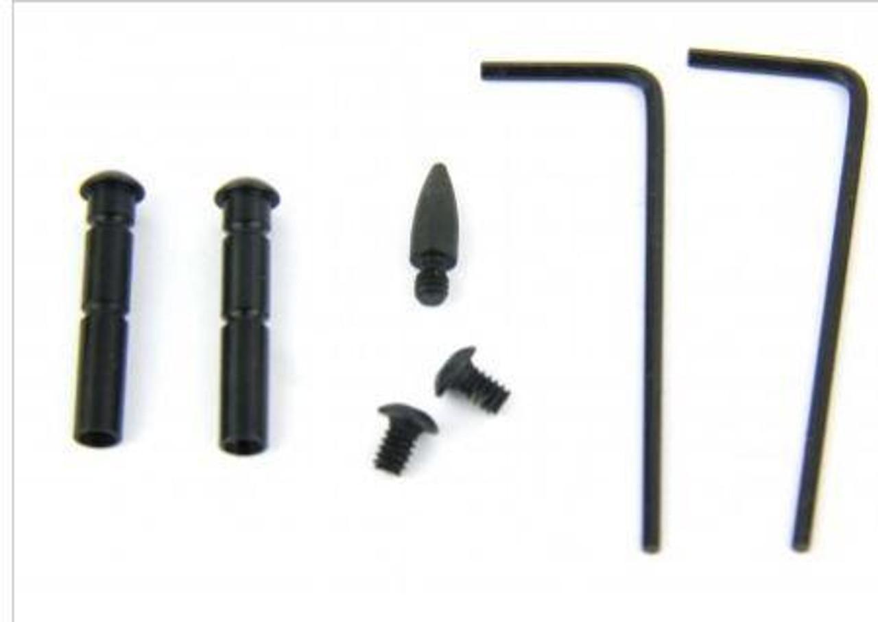 Anti Walk/Roll AR pins -Nitride installation tools