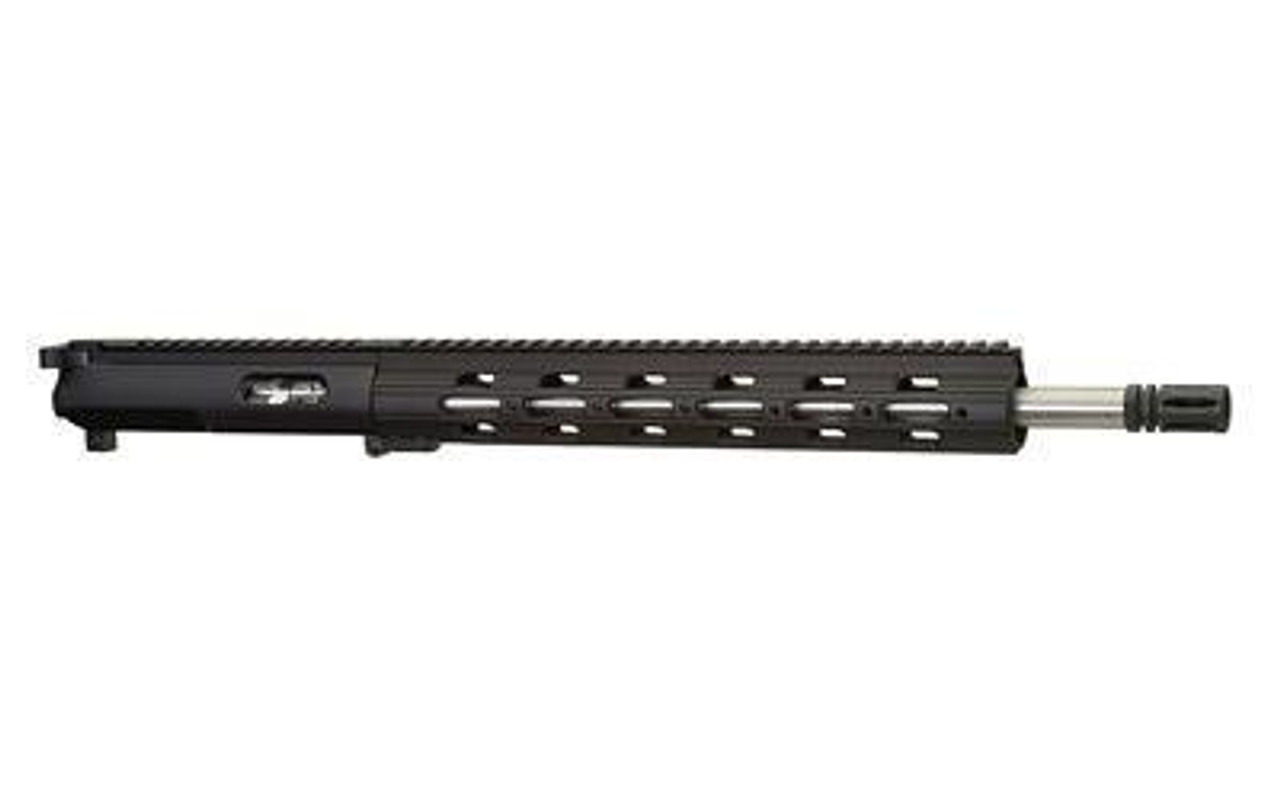 "16"" Nordic Components'.22lr Complete Upper Build w/ BCG & Handle"