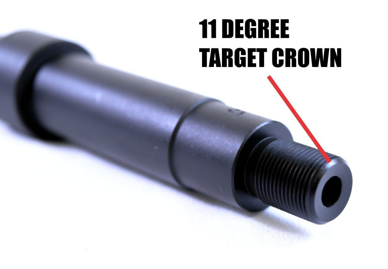 "10.5"" .223/5.56 PERFORMANCE NITRIDE BARREL 