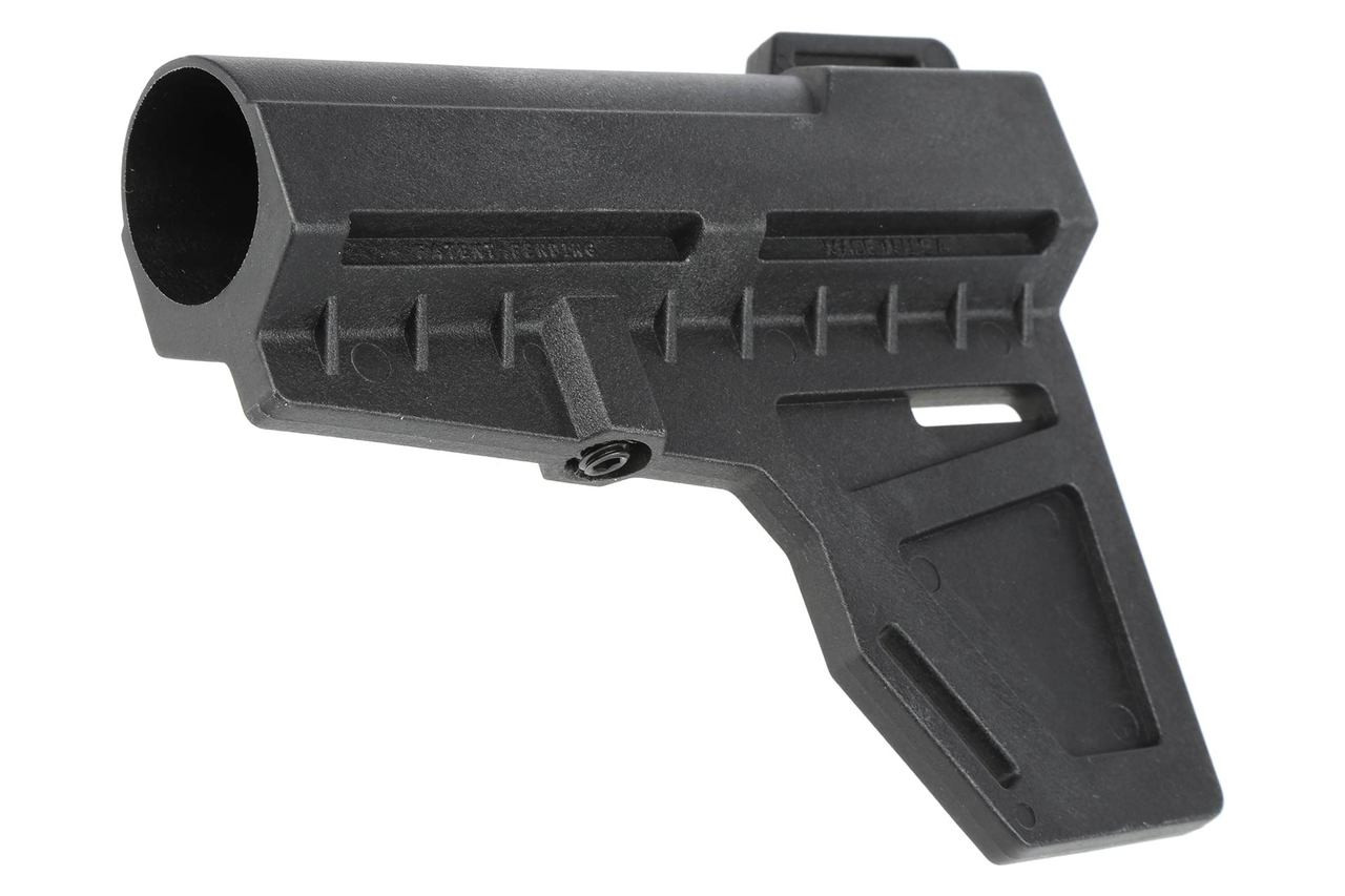 Shockwave Blade Pistol Stabilizer Brace   Black