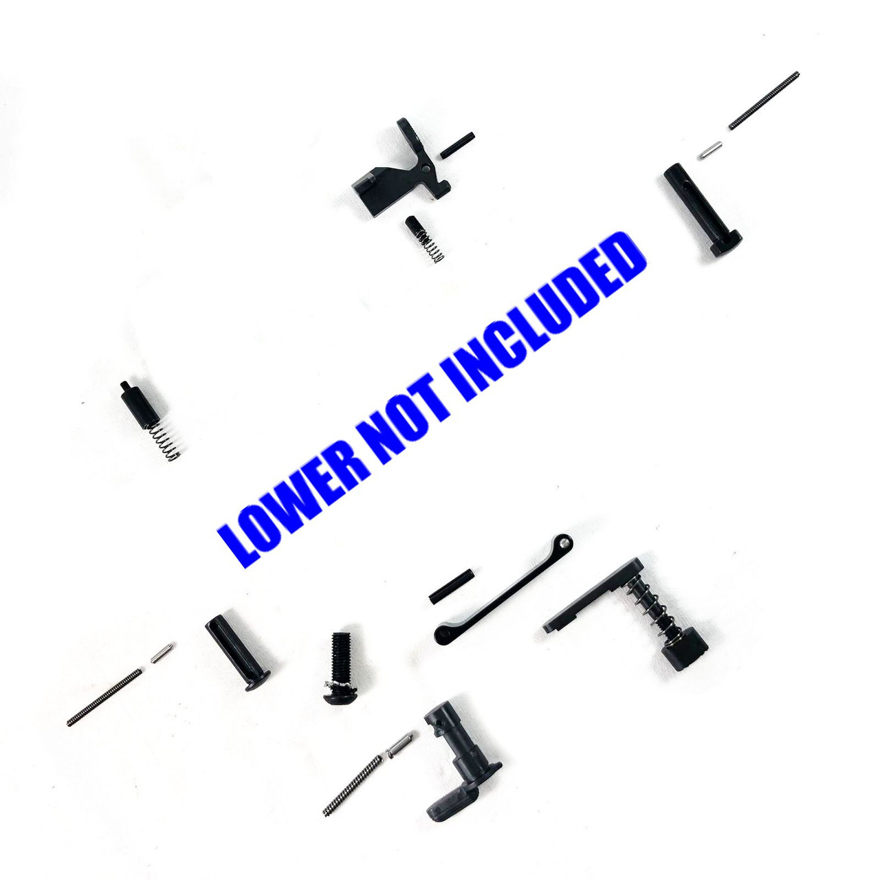 Mil-Spec Lower Parts Kit LPK w/No Trigger (LP-1018740)