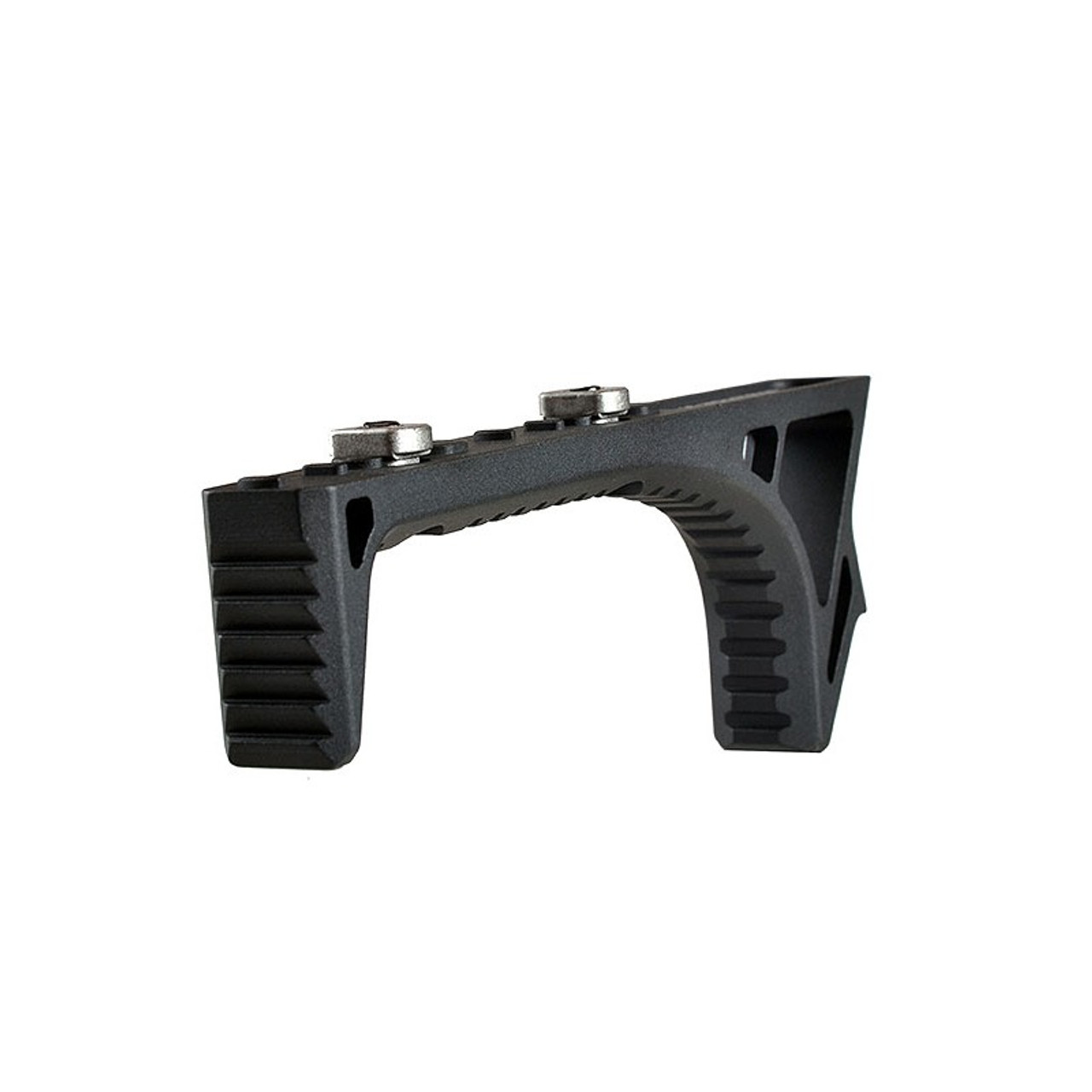 Curved Foregrip Forward Grip Keymod - Black (AS-ACFG1272)