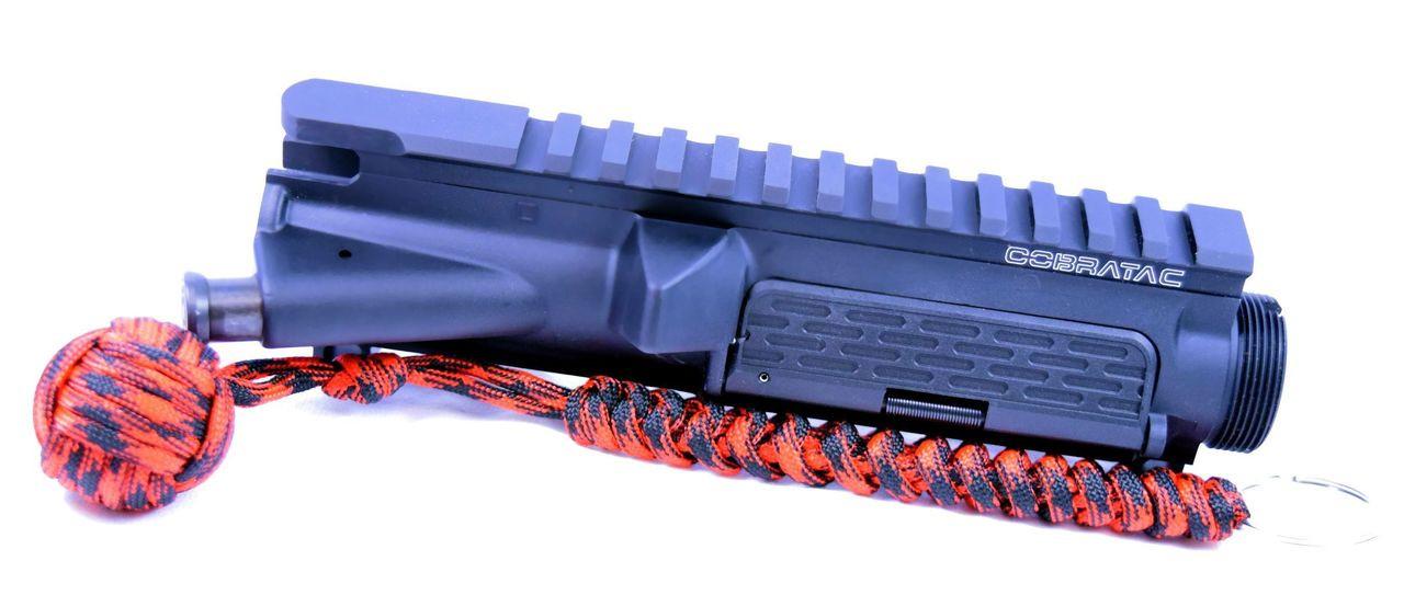 Pit Boss Self Defense Steel Bearing Survival Paracord EDC - DIABLO (SD-01191006)