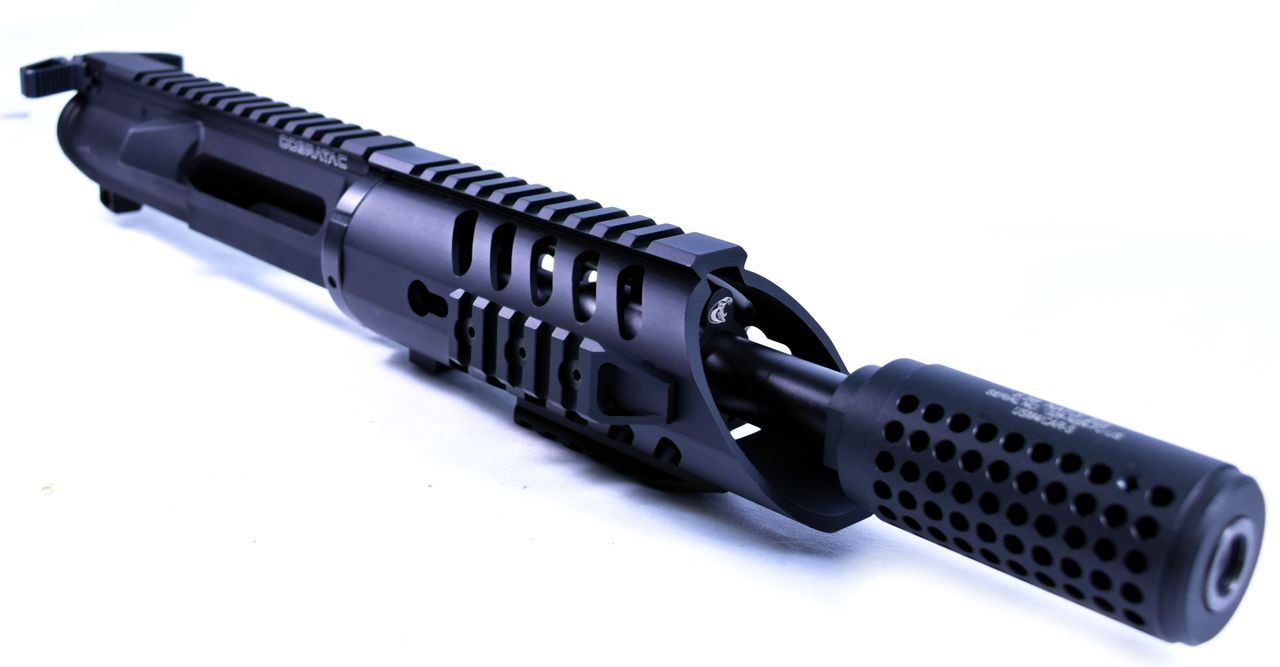 10 INCH PDW SOCOM 1:7 | NITRIDE | SPEC-OPS C-FORCE | SCAR MIMIC CAN