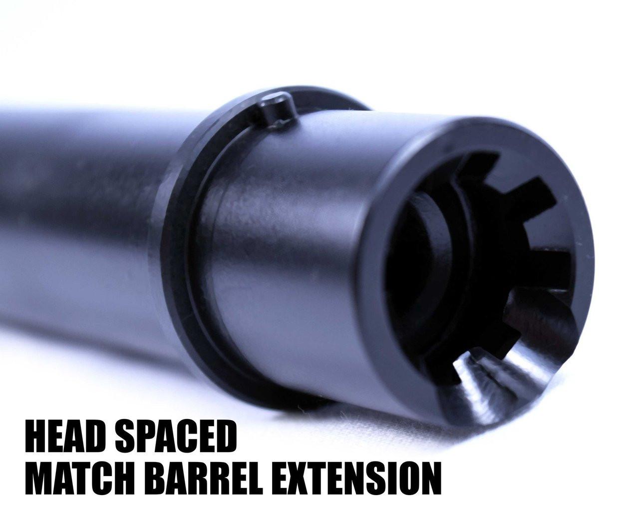 """10.5"""" H-Bar Carbine Barrel 300 Blackout 1:7 Nirtide   300AAC"""