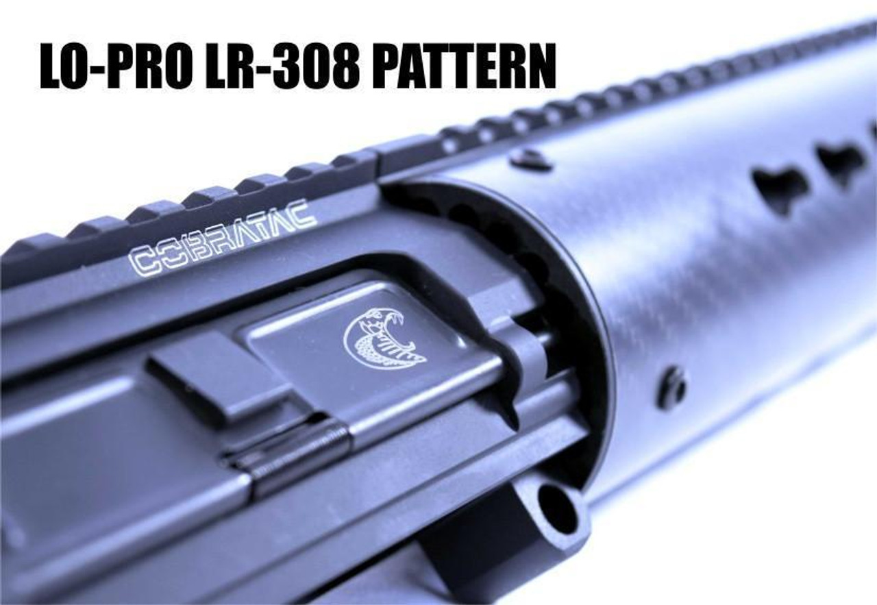 16 SCOUT CARBON 308 UPPER   1:10   308 WIN NITRIDE