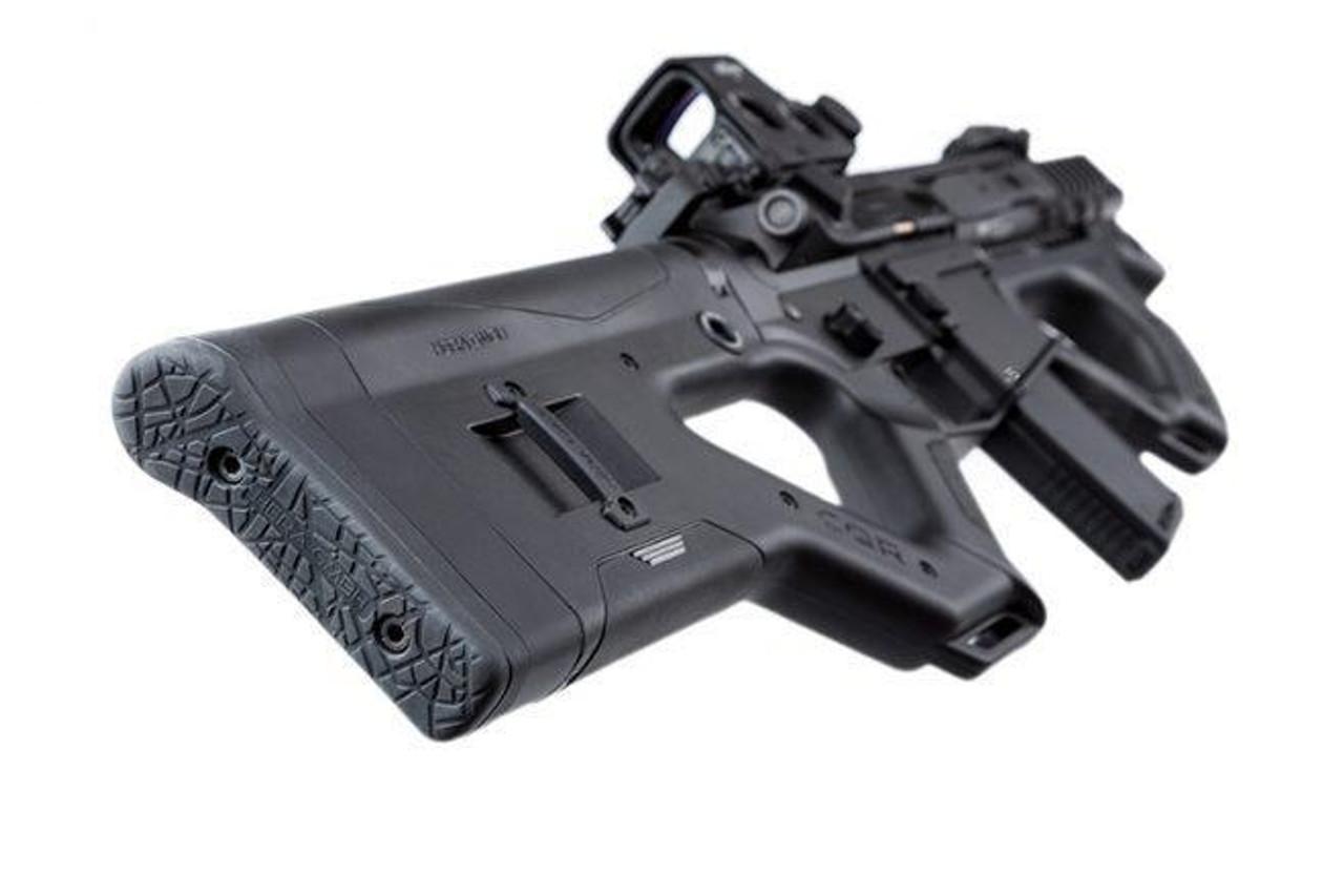 HERA USA CQR AR-15 Fixed Stock Mil-Spec Polymer Black (CT35HERA12-12)