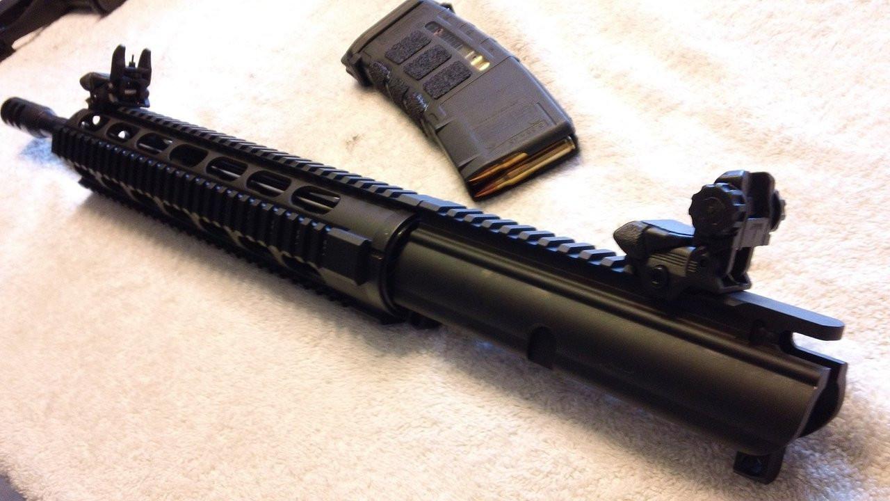 Precision Rifle 16
