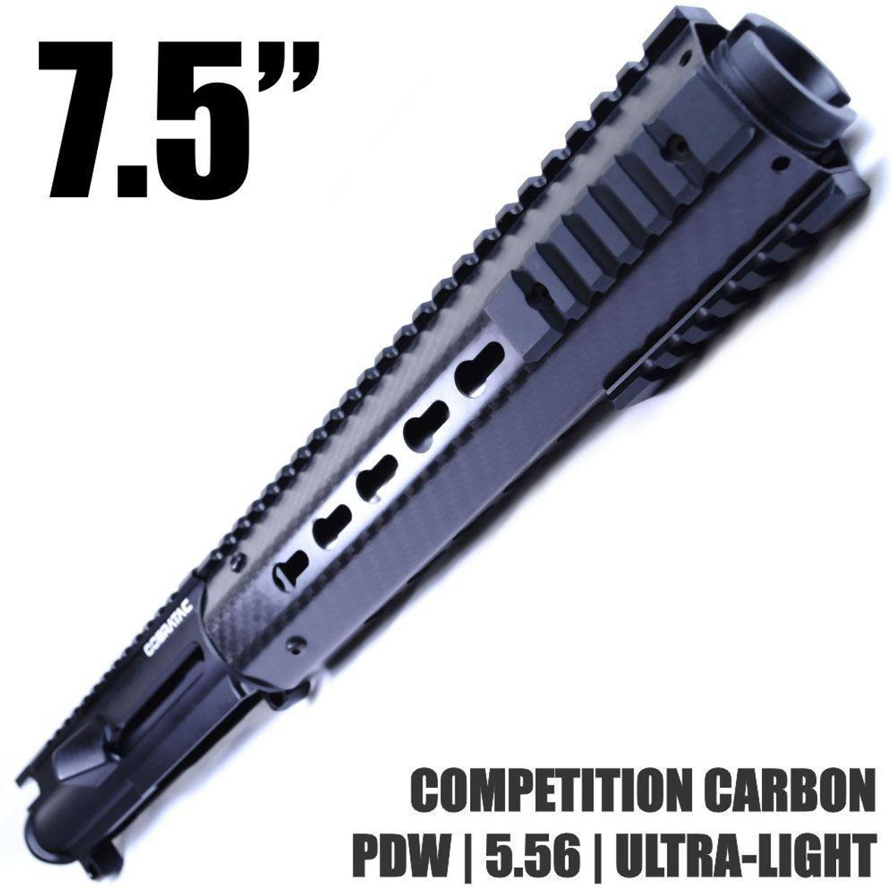 "7.5"" COMPETITION CARBON PDW-556 