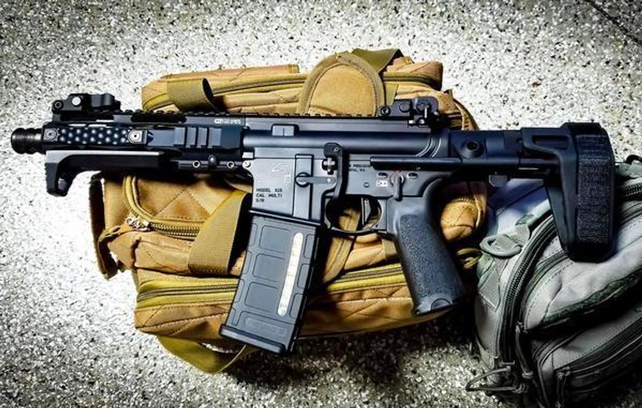 "7.5"" INFORCE Series AR Nitride Barrel   .223/5.56 Nato 1:7"