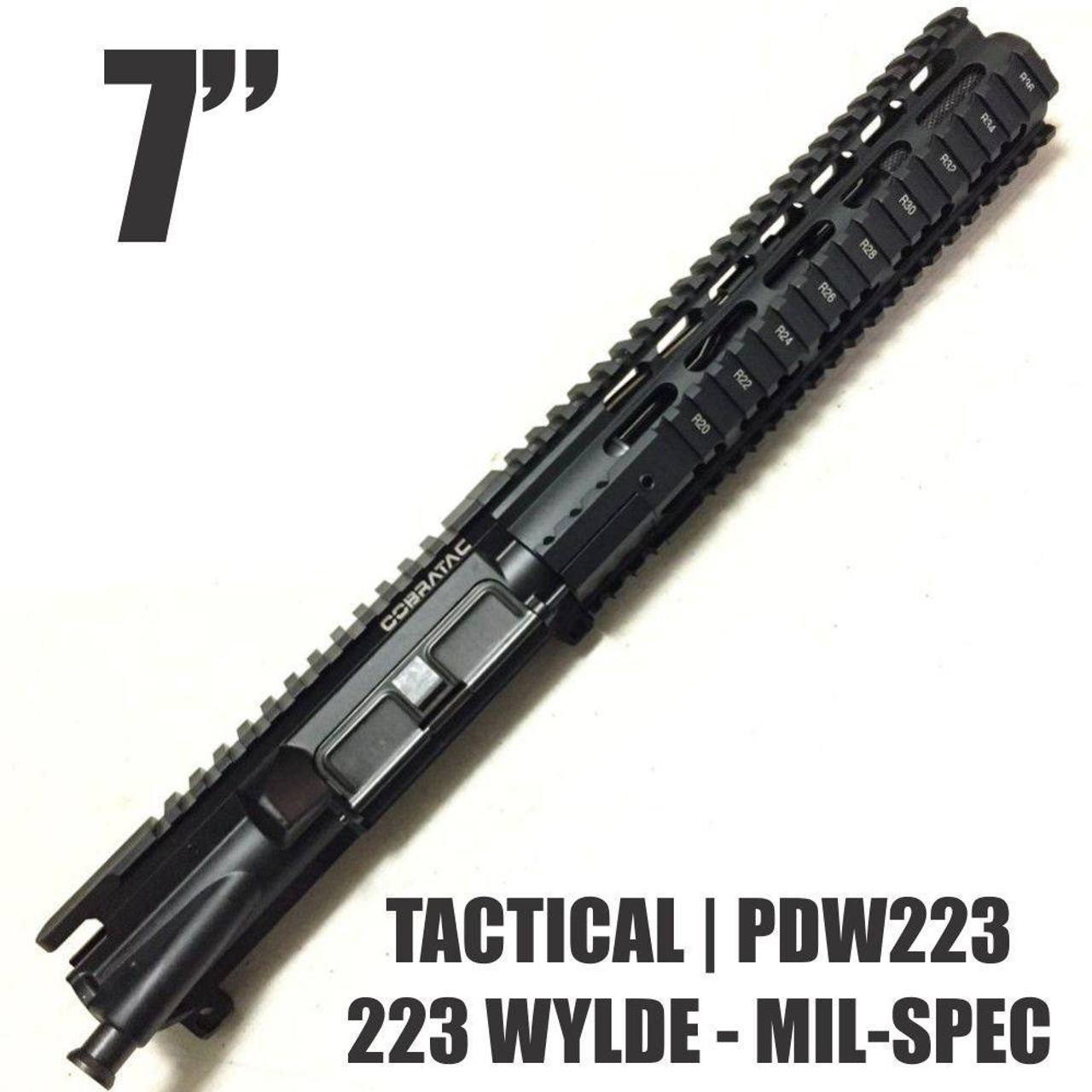 7 TACTICAL PDW-223 | 223 WYLDE