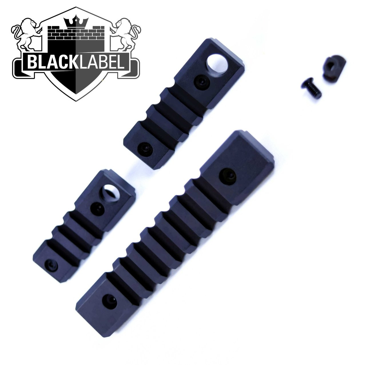 Hardware Tactical G2 Series | 3 Keymod Rail Accessory Pack