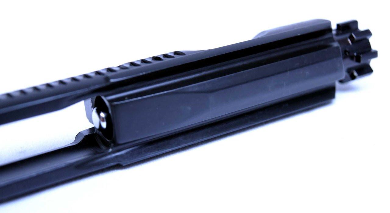 Obsidian Match 7.62 or Grendel Type I Black Nitride BCG | Melonite Bolt Carrier Group